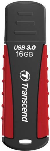Transcend JetFlash® 810 16 GB USB-stick Rood USB 3.0