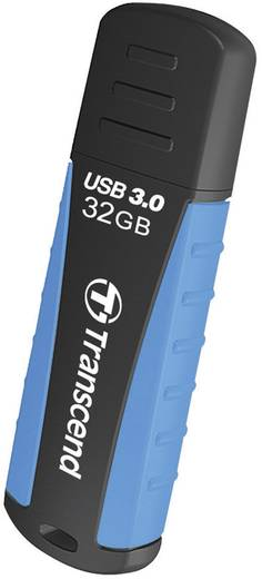Transcend JetFlash® 810 32 GB USB-stick Blauw USB 3.0