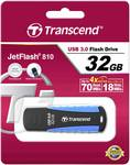 Transcend USB-stick 32GB Jetflash 810