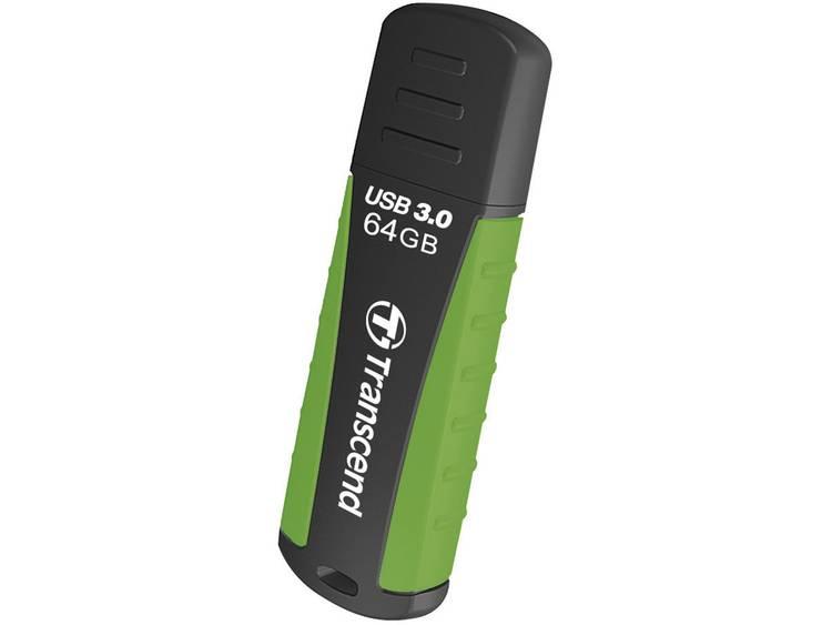 Transcend JetFlash® 810 USB-stick 64 GB Groen TS64GJF810 USB 3.0