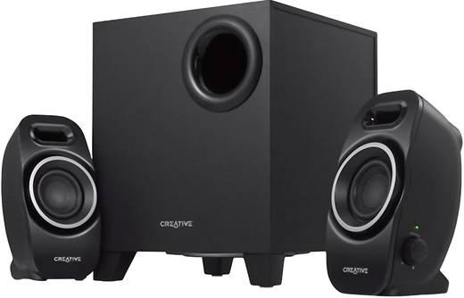 Creative Labs A250 2.1 PC-luidsprekers Kabelgebonden 9 W Zwart