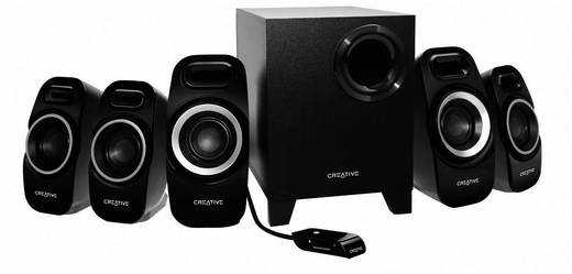 5.1 PC-luidsprekers Kabelgebonden Creative Labs