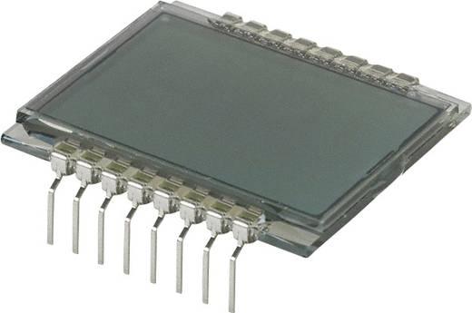 LUMEX LC-display Grijs (b x h x d) 28.67 x 9.15 x 30 mm