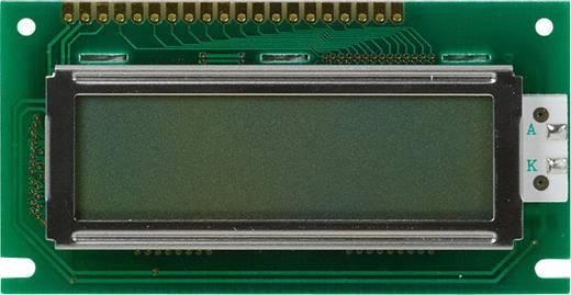 LUMEX Grafisch display Grijs Groen 122 x 32 pix (b x h x d) 44 x 12.7 x 84 mm