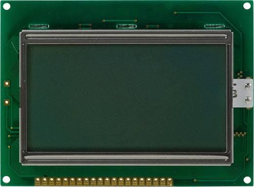LUMEX Grafisch display Grijs Groen 128 x 64 pix (b x h x d) 70 x 12.7 x 93 mm