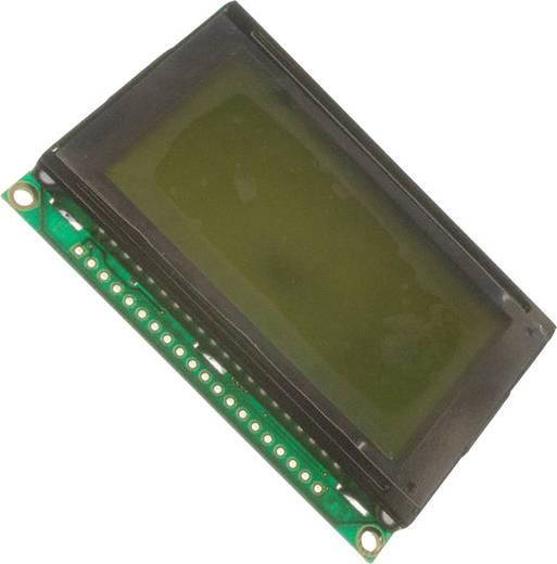 LUMEX Grafisch display Grijs Groen 128 x 64 pix (b x h x d) 52.7 x 10 x 75 mm