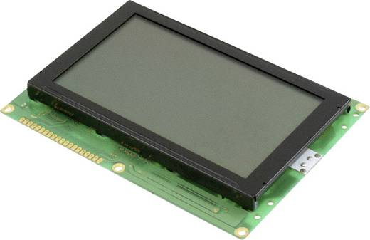 LUMEX Grafisch display Grijs Groen 240 x 128 pix (b x h x d) 104 x 20 x 144 mm