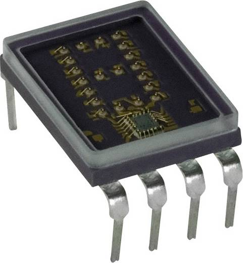 7-segments-display Rood 7.4 mm Aantal cijfers: 1 Broadcom