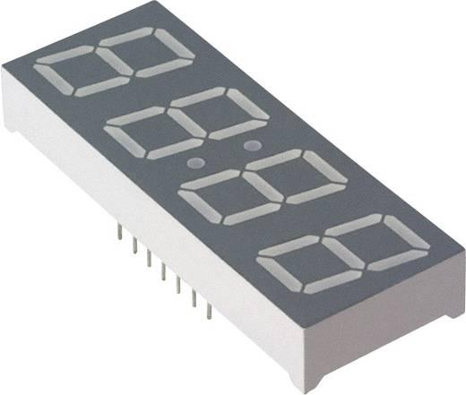 7-segments-display Rood 14.22 mm 2.05 V Aantal cijfers: 4 Broadcom