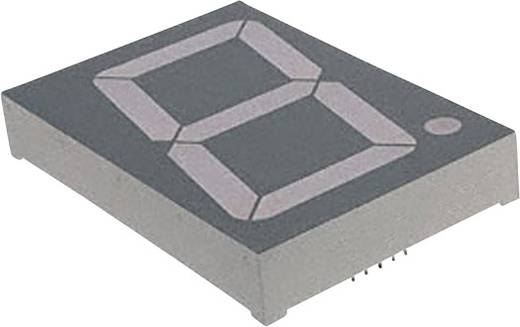 7-segments-display Rood 56.9 mm 8 V Aantal cijfers: 1 LUMEX