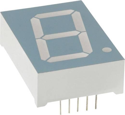 7-segments-display Rood 56.9 mm 6.8 V Aantal cijfers: 1 LUMEX