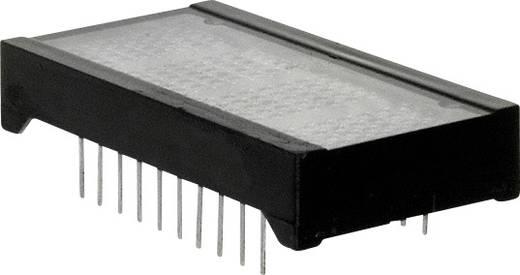 Dot-matrix display Rood 11.43 mm Aantal cijfers: 4 OSRAM