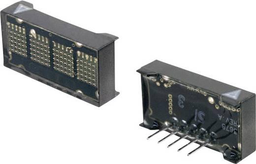 Dot-matrix display Rood 3.2 mm Aantal cijfers: 4 OSRAM