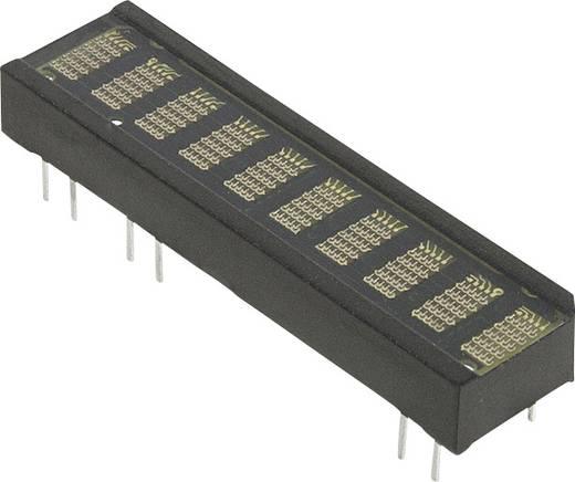 Dot-matrix display Rood 3.68 mm Aantal cijfers: 10 OSRAM