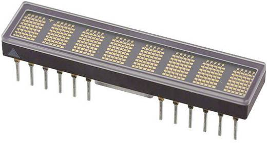 Dot-matrix display Rood 4.83 mm Aantal cijfers: 8 Broadcom