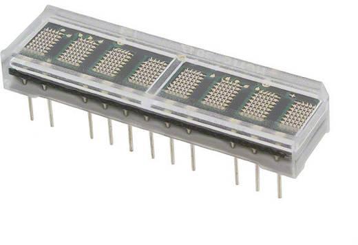 Dot-matrix display Groen 3.71 mm Aantal cijfers: 8 Broadcom