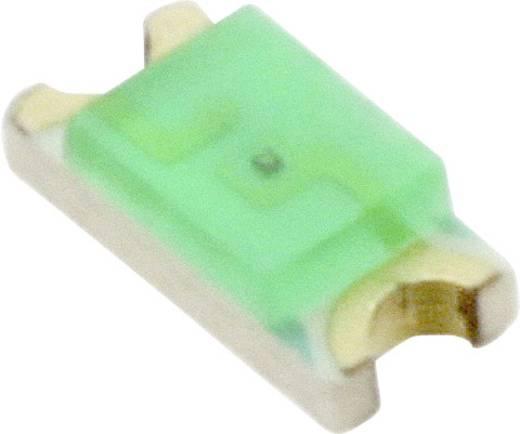Everlight Opto SMD-LED 3216 Groen 8 mcd 140 ° 20 mA 2.1 V