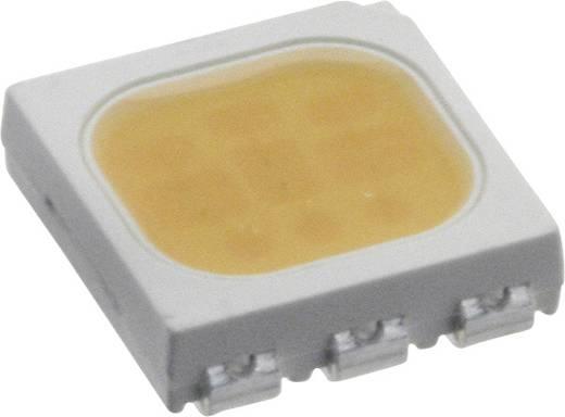 Everlight Opto SMD-LED PLCC6 Warm-wit 5900 mcd 120 ° 20 mA 3.25 V