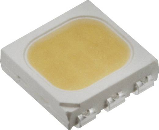 Everlight Opto SMD-LED PLCC6 Koud-wit 5500 mcd 120 ° 20 mA 3.25 V