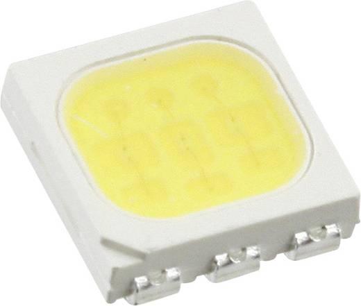 Everlight Opto SMD-LED PLCC6 Koud-wit 5500 mcd 120 ° 20 mA 3.25 V