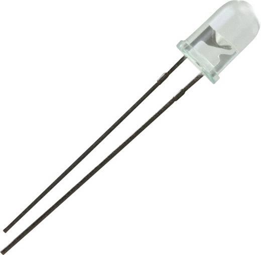 Everlight Opto LED bedraad Groen Rond 5 mm 150 mcd 24 ° 30 mA 2.2 V 1 stuks