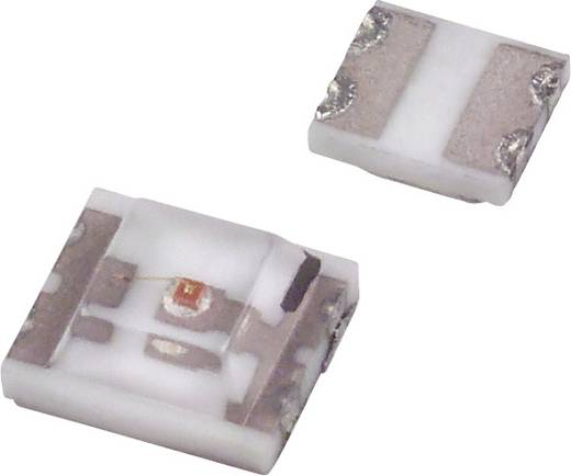 Dialight SMD-LED 1210 Rood 4 mcd 170 ° 10 mA 2 V