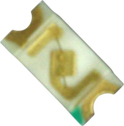 Dialight SMD-LED 1608 Groen 300 mcd 140 ° 20 mA 3.2 V