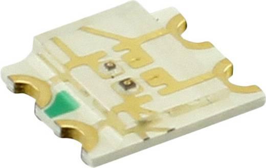 Dialight SMD-LED 3225 Groen, Rood 40 mcd, 60 mcd 140 ° 20 mA 2 V