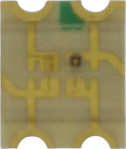 Dialight SMD-LED 3225 Groen, Rood 220 mcd, 100 mcd 140 ° 20 mA 3.2 V, 2 V