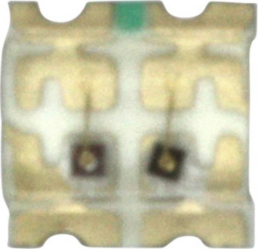 Dialight SMD-LED 1616 Groen, Geel 50 mcd, 135 mcd 140 ° 20 mA 2 V
