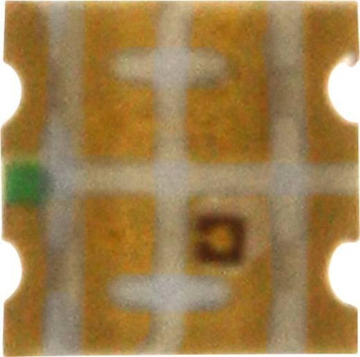 Dialight SMD-LED 1616 Groen, Geel 120 mcd 140 ° 20 mA 3.2 V, 2 V