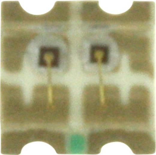 Dialight SMD-LED 1616 Rood, Geel 50 mcd, 135 mcd 140 ° 20 mA 2.2 V, 2 V