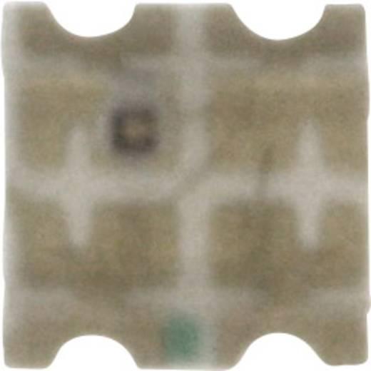 Dialight SMD-LED 1616 Rood, Groen, Blauw 60 mcd, 120 mcd, 90 mcd 140 ° 20 mA 2 V, 3.2 V