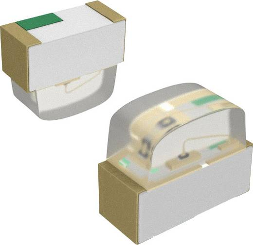 Dialight SMD-LED 0605 Blauw 140 mcd 140 ° 20 mA 3.2 V