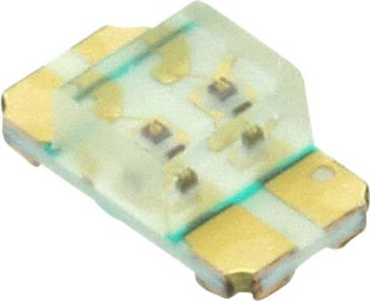 Dialight SMD-LED 3216 Groen, Rood 45 mcd, 55 mcd 130 ° 20 mA 2 V