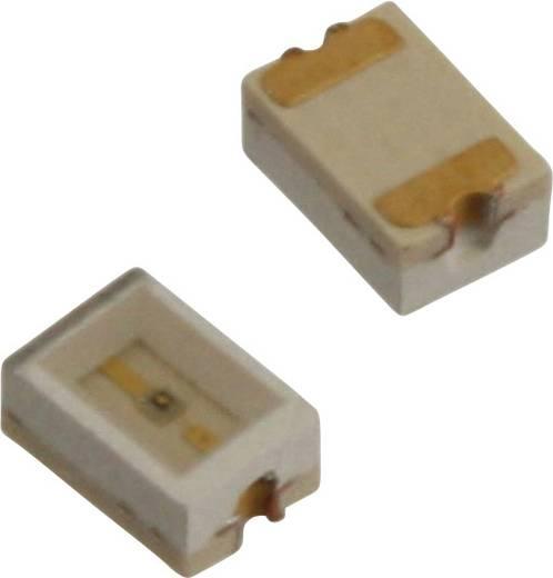 Dialight SMD-LED 3020 Rood 16 mcd 110 ° 20 mA 1.75 V