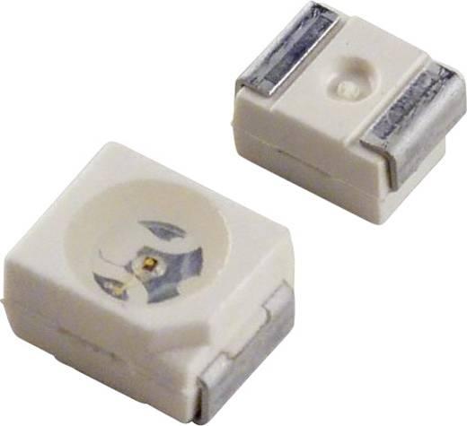 Dialight SMD-LED PLCC2 Geel 15.7 mcd 120 ° 2 mA 1.8 V