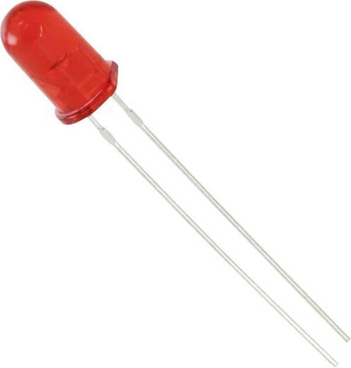 Dialight LED bedraad Rood Rond 5 mm 60 mcd 35 ° 30 mA 3 V 1 stuks