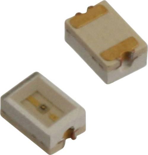 Dialight SMD-LED 3020 Geel 6.3 mcd 110 ° 20 mA 2.1 V