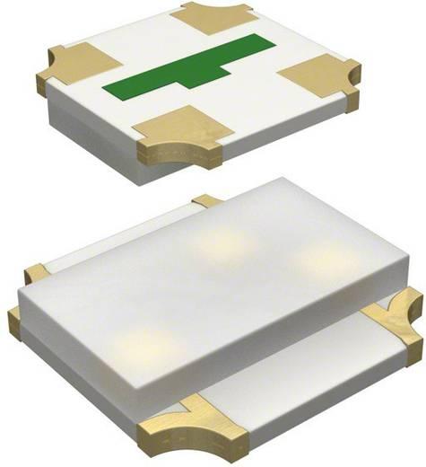 Dialight SMD-LED 1010 Groen, Rood 21 mcd, 52 mcd 128 ° 20 mA 2.2 V, 2.1 V