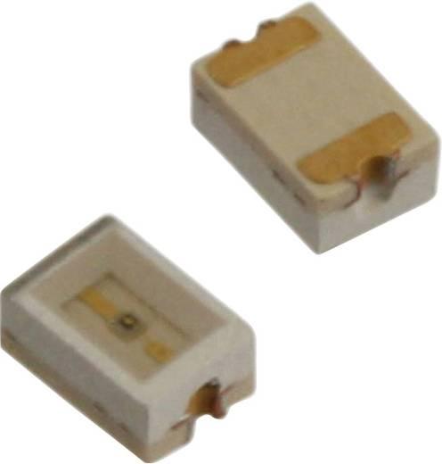 Dialight SMD-LED 3020 Rood 100 mcd 110 ° 20 mA 2.2 V