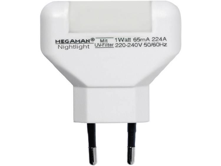 Megaman orientatie licht 1W