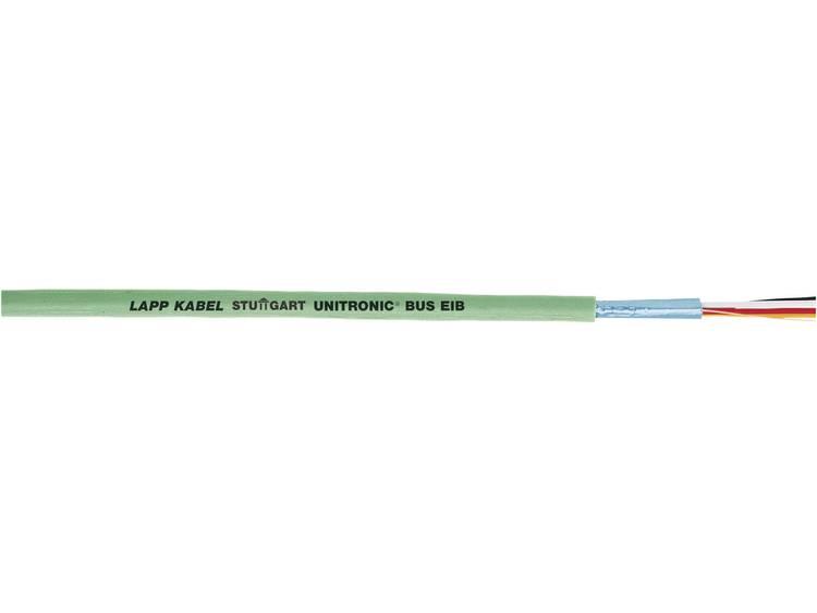 Buskabel UNITRONIC® BUS 2 x 2 x 0.80 mm² Groen LAPP 2170241 100 m