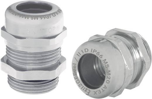 Wartel M40 Messing Messing LappKabel SKINTOP® MS-M ATEX M40 x 1,5 1 stuks