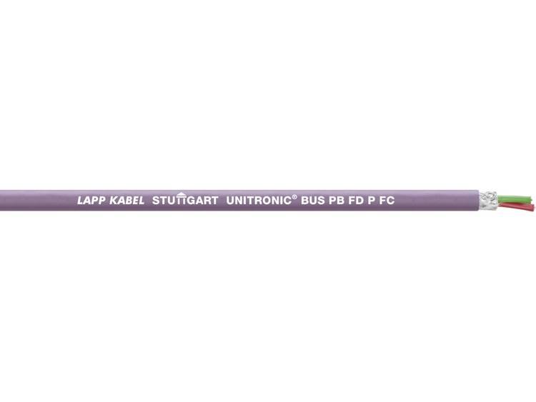 Buskabel UNITRONIC® BUS 1 x 2 x 0.32 mm² Violet LAPP 2170322 500 m