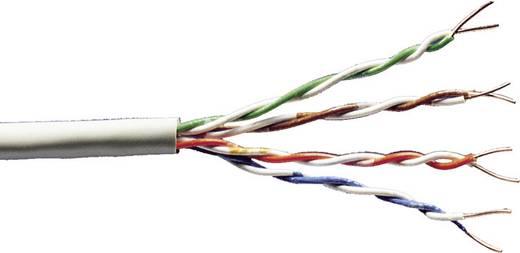 Digitus Professional DK-1511-P-1 Netwerkkabel CAT 5e U/UTP 4 x 2 x 0.20 mm² Grijs 100 m