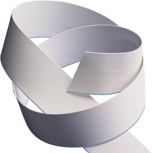 3M 80-0012-4290-0 Lintkabel Rastermaat: 1.27 mm 10 x 0.08 mm² Grijs Per meter