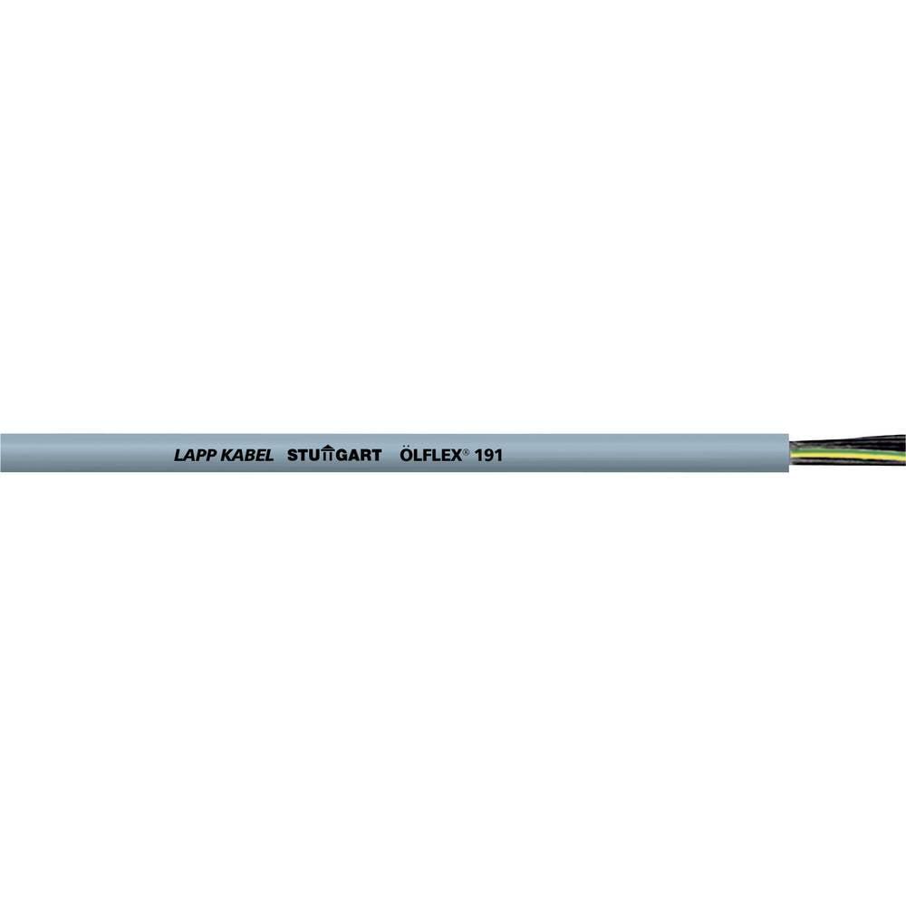 LAPP ÖLFLEX® CLASSIC 191 Stuurstroomkabel 5 G 25 mm² Grijs 11176-300 300 m