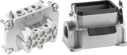 LappKabel 75009638 Stekkerverbinder-set EPICKIT H-BE 6 6 + PE Schroeven 1 set