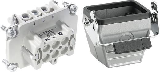LappKabel 75009639 Stekkerverbinder-set EPICKIT H-BE 6 6 + PE Schroeven 1 set